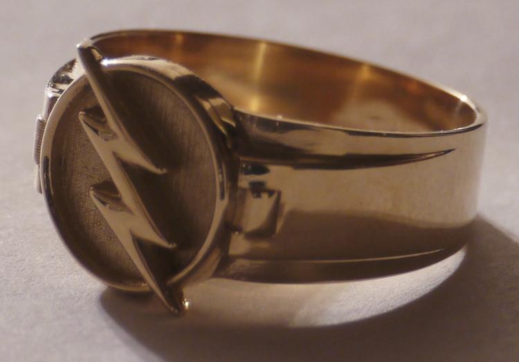 Flash Reverse Flash Ring Reverse / Regular Flash Ring